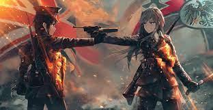 Battlefield 1 -Anime Art 60FPS-1080P ...