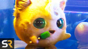 A Live-Action Pokemon Movie called Detective Pikachu – Ungroovygords