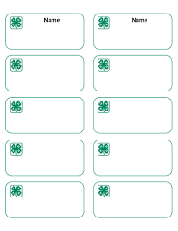 Avery Badge Templates 47 Free Name Tag Badge Templates Template Lab