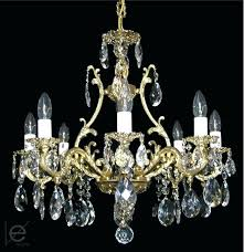 antique chandelier made in spain brass and crystal chandeliers antique chandelier made in made in spain
