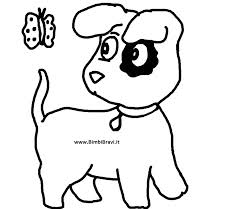 Disegni Di Cani Facili Per Bambini Playingwithfirekitchencom