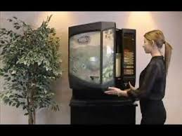 Vending Machine Refill Job Classy How To Refill An In Cup Vending Machine 48 YouTube
