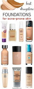 heal conceal it with these best foundations for oily acne e skin each of offer all