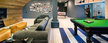 60 Basement Man Cave Design Ideas For Men - Manly Home Interiors
