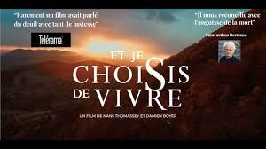 Et Je Choisis De Vivre Rarement Un Film Aura Parlé Du Deuil Avec