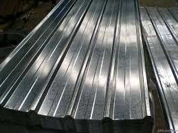 corrugated structure galvanised roofing sheets galvanized metal roofing