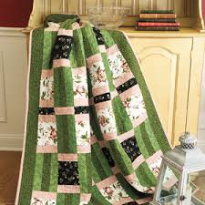 Flannel Quilt Patterns Best Fast Fun Flannel Quick Stylish Lap Quilt Pattern The Quilting Company