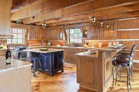Moose Kitchen Decor Interior Entrancing Kitchen Rustic Design And Decoration Using