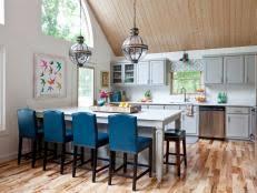 island design ideas designlens extended:  winning kitchen island design ideas  photos