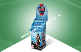 Floor Standing Display Units Interesting Promotional Shop Product Floor Standing Display Units Cardboard