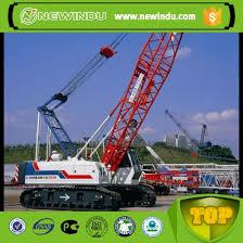 Zoomlion 55 Ton Mobile Crawler Truck Crane Zcc550 With Best Price