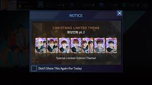 Christmas Program Theme