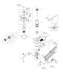 Impact wrench parts diagram unique buy bostitch brt130 type 1 heavy duty timber framing replacement