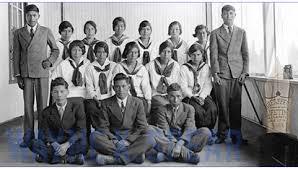 n residential schools wayne k spear  n residential schools