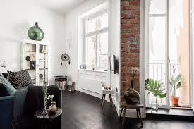 Inspirerende Kleine Woonkamer Van Appartement Van 42m2 Huis