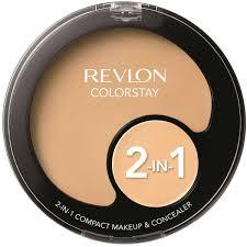 Revlon <b>Тональная основа</b> + <b>консилер</b> 2 в 1 colorstay, тон №150, 11 г
