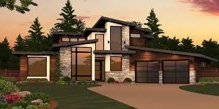 25 unique hillside home plans walkout basement home plan ideas