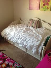 diy urban outers inspired waterfall ruffle duvet cover