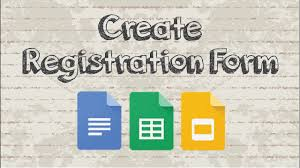 Microsoft Candidate Interest Form How To Create A Registration Form With Google Docs