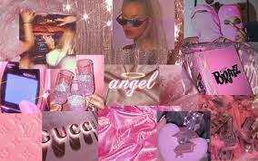 barbie | Cute desktop wallpaper, Pink ...