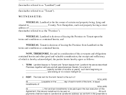 Document Template : Free Printable Rental Lease Forms Free Copy Of ...