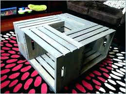 diy wooden crate coffee table crates coffee table wooden crate coffee table for crate coffee diy wooden crate coffee table