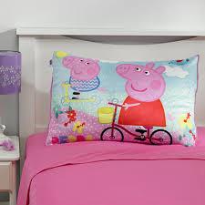 Peppa Pig Bedroom Furniture Peppa Pig Peppas Travels Bed Pillow Babiesrus