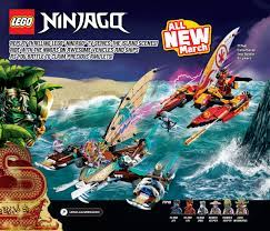 Brickfinder - The LEGO 1HY 2021 Catalog Reveals A Lot of New Sets!