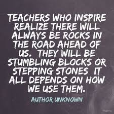 Quotes For Teachers Classy 48 Nice Teacher Inspirational Quotes