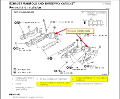 i have a 2002 infiniti q45 with 120,000 miles on it the check 2Wire O2 Sensor Wiring Diagram Infiniti O2 Sensor Wiring Diagram #38
