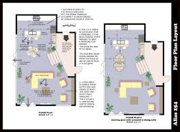 E Design Your Own Kitchen Floor Plan With Plans For Small 2 Bedroom Houses  Awesome