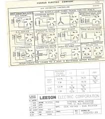 leeson motors wiring diagrams wiring diagram and schematic design mag starter wiring leeson motors wiring diagrams6 volt positive ground diagram