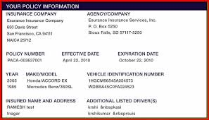 customer info card template fake auto insurance card template go auto insurance customer for
