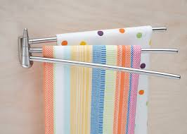 Kitchen Towel Rack Towel Racks And Holders For Kitchen And Bathroom