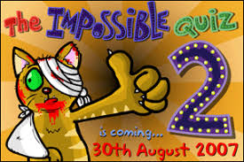 The Impossible Quiz 2 Answers The Impossible Quiz 2 Walkthrough Comments And More Free