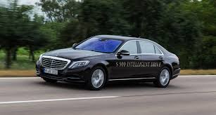 autonomous driving mercedes benz autonomous long distance drive