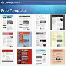 Outlook Templates Free 3 Outlook Newsletter Template Teknoswitch