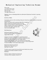 engineering technician resume resume samples mechanical engineering technician resume sample engineering technician resume 31