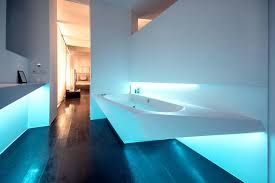 Modern bathroom design 2016 White White Bathroom Design Inspired By Ice 88designbox Modern Bathroom Design 88designbox