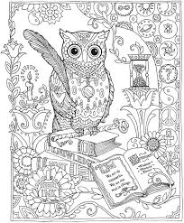 Small Picture 73 best Coloring Pages for Adults images on Pinterest Coloring