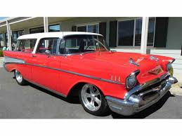 All Chevy 1957 chevy wagon for sale : 1957 Chevrolet Bel-Air Nomad Wagon for Sale | ClassicCars.com | CC ...