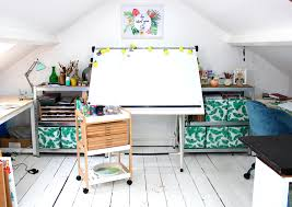 tips for designing a home art studio