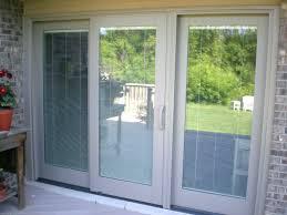 pella sliding glass door with screen on inside designs
