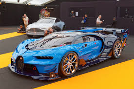By all accounts, the chiron will be a beast to be reckoned with, bringing with it a top speed of 288 mph and the sleek, mean design. Bugatti Vision Gran Turismo Wikipedia
