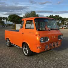 1966 FORD ECONOLINE PICKUP - RARE WITH SMALL BLOCK V8 for sale ...