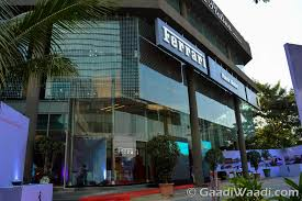 ferrari mumbai showroom is at one of the most prime locations in the city the new partner navnit motors is set to offer world cl s and service to