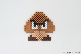 Perler Bead Patterns Interesting Super Mario World Perler Bead Projects Part II And Next Comes L