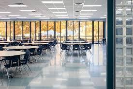 High school cafeteria Dawson Webster High School Addition In Tulsa Ok Cjc Architects Cjc Architects Tulsa Webster High School Cafeteria