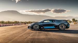 The car is named after french racing driver albert divo. First Divo S Delivered On West Coast Bugatti Beverly Hills O Gara Collective