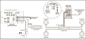 infinity basslink 10 schematic diagram installation procedure five system applications
